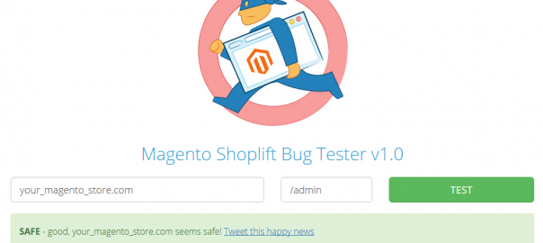 Installing Magento critical security patches SUPEE-5344 and SUPEE-1533